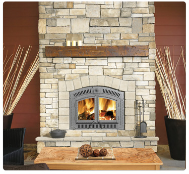 Napoleon Nz3000 Wood Fireplace