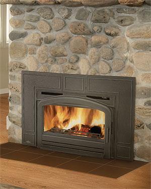Fireplacepro Com Napoleon Epi3 Wood Fireplace Insert