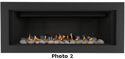 Napoleon Lhd45 Vector 45 Linear Fireplace Fireplacepro