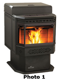 Echo Pellet Stove Nps45 Fireplacepro