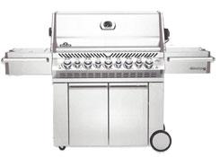 Napoleon prestige pro grills