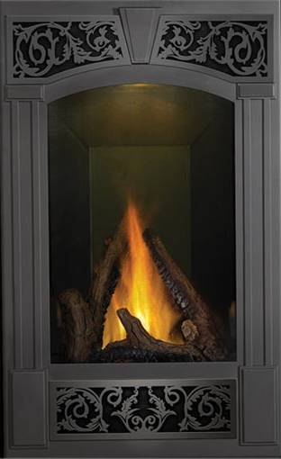 click for more information on the Napoleon Vittoria Gas Fireplace GD19