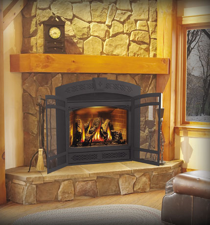 Napoleon GD70 Starfire Direct Vent Gas Fireplace Fireplacepro
