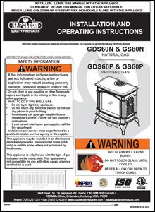 gds60 manual