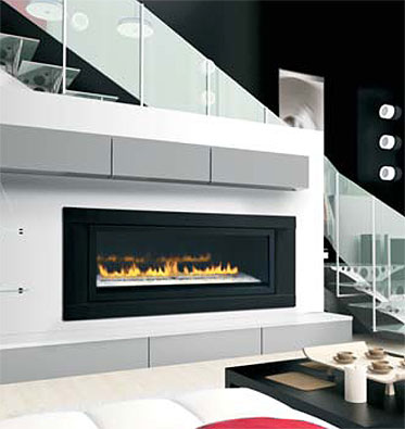 Napoleon Lhd50 Vector 50 Linear Fireplace Fireplacepro Com