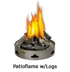 Napoleon PatioFlame GPF logs