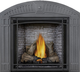 product-gallery-logs-custom-blend-ledgerock-decorative-front-arched-surround-napoleon-fireplaces