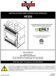 Ventis_HE-250_manual