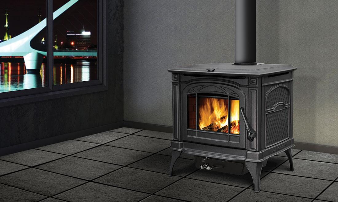 Napoleon Banff 1400 Photo Fireplacepro