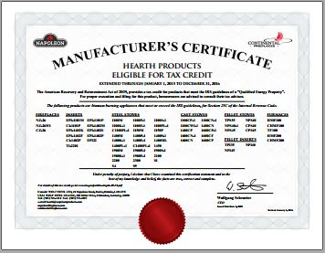 Napoleon_tax_certificate