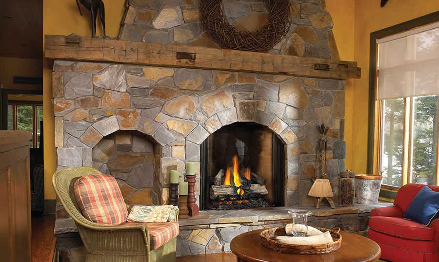 Napoleon Verso Reversible Log Sets Fireplacepro