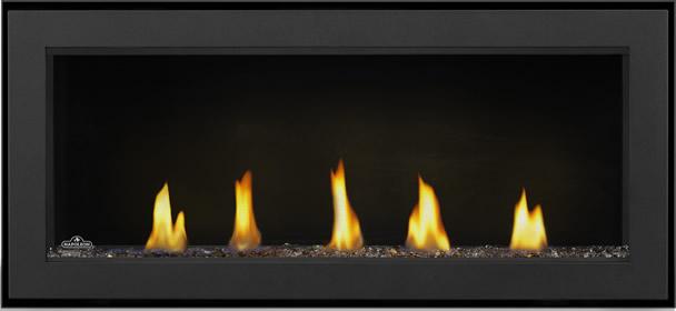 Acies L38 Prod Straight Topaz Glass Standard Barrier Black
