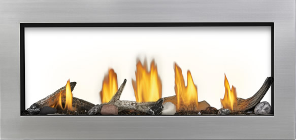 Acies L38ST Prod Straight Shore Fire Beach Fire Front Stainless