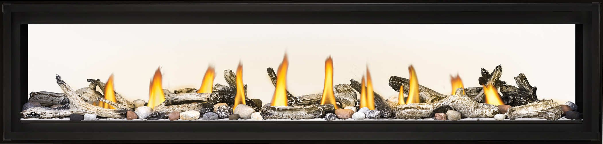 Luxuria LVX74ST Mineral Rock Shore Fire Beach Fire