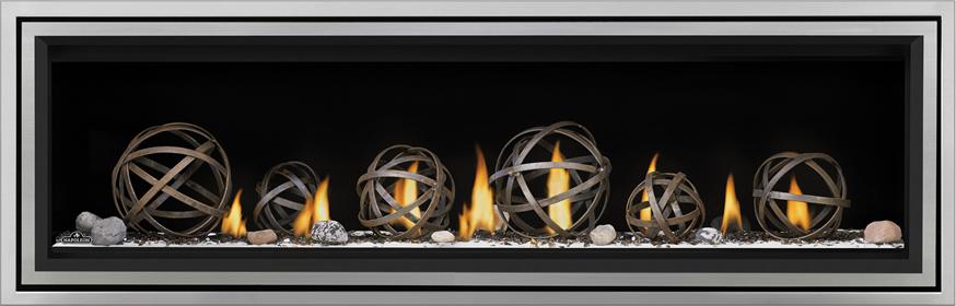 Napoleon Vector 62 Napoleon Lv62 Gas Fireplace