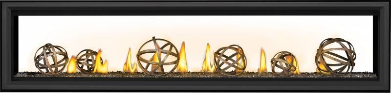 Vector-LV74ST-Wrought-Iron-Globes-Topaz-Glass-Embers-Premium-Safety-Barrier