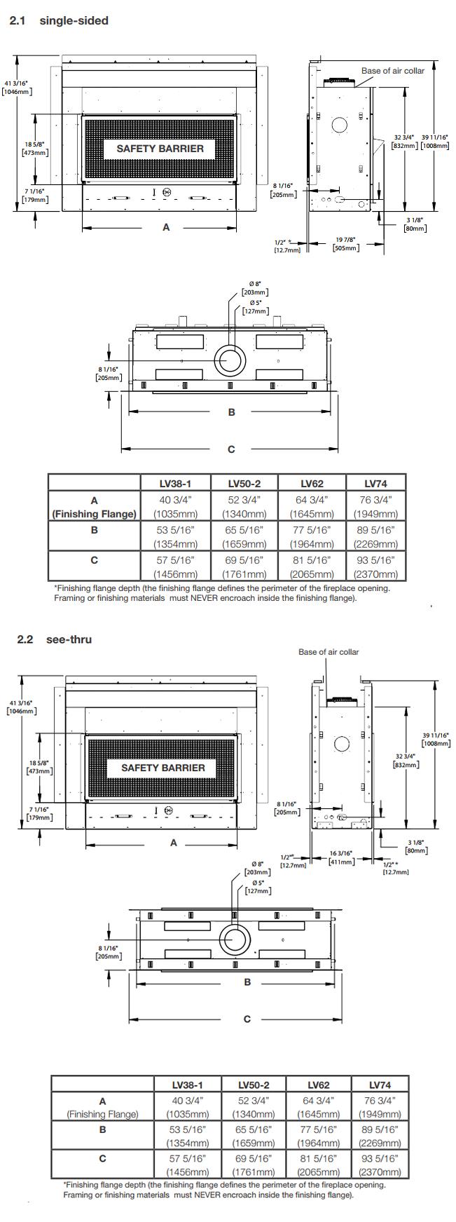 napoleon vector lv62 gas fireplace u2013 fireplacepro