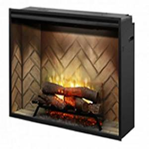 "Dimplex RBF42 Revillusion 42"" Built-In Electric Fireplace"