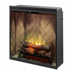 "Dimplex RBF36 Revillusion 36"" Built-In Electric Fireplace"