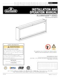 Click image for Napoleon Alluravision Manual