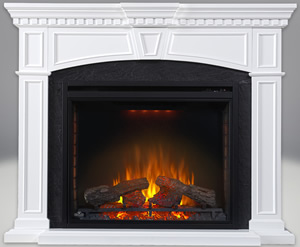 Napoleon Ascent Electric 33 Fireplace Fireplacepro