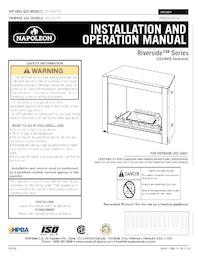 Riverside 36 - GSS36CF Manual