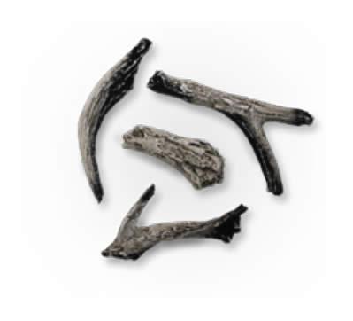 optional beach fire kit includes driftwood logs