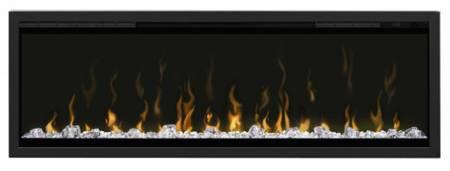 Dimplex IgniteXL 50 electric fireplace with trim kit