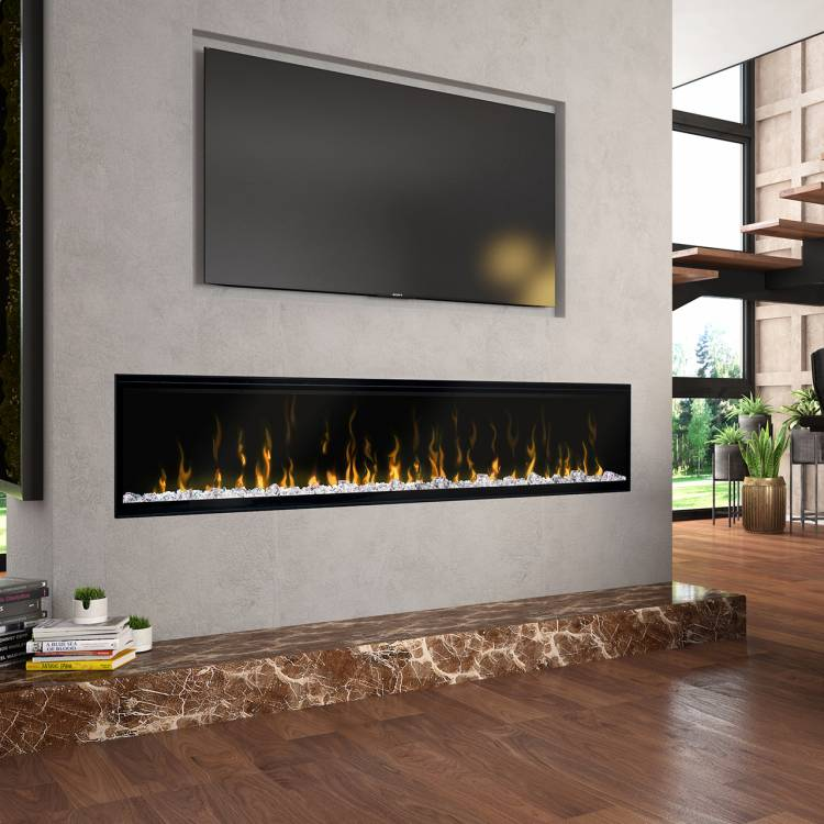 Dimplex IgniteXL 74 Linear Electric Fireplace XLF74