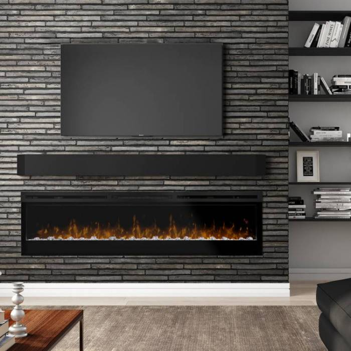 Dimplex Prism 74 Linear Electric Fireplace BLF7451