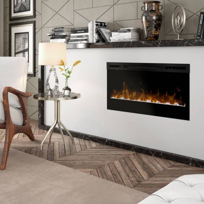 Dimplex Prism Series 34 Linear Electric Fireplace
