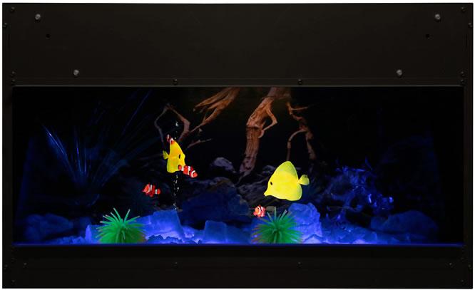 Dimplex Opti-V Aquarium
