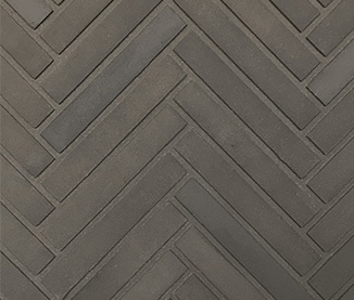 Outdoor Lifestyles Courtyard Herringbone Brick