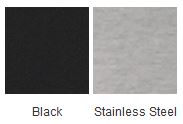 Black Stainless Steel Finishes