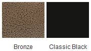 Majestic Bronze Black Finishes