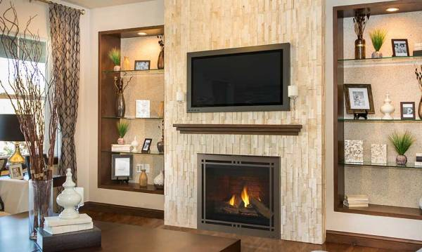 Majestic Meridian Gas Fireplace