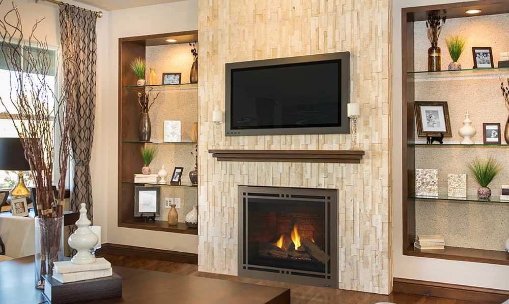 Majestic Meridian Gas Fireplace