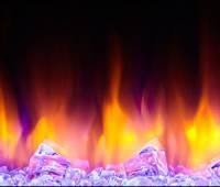 Purple Ember Bed