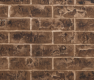 Tavern Brown Brick Interior Panels
