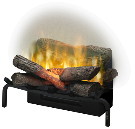 Dimplex Revillusion 20 Quot Plug In Log Set Electric Fireplace
