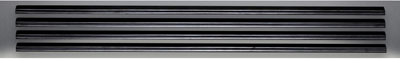 image of black louvres for GVF42