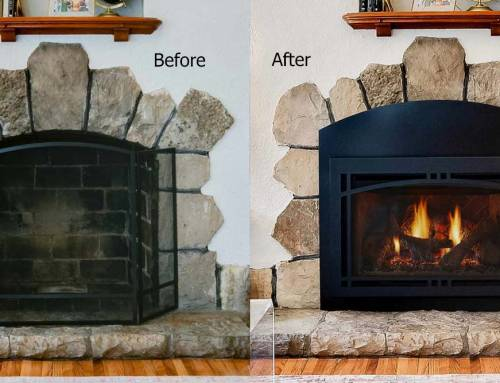 Do I need a fireplace or an insert?