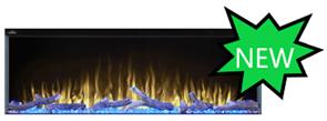 Napoleon Trivista Electric Fireplace NEFB50H-3SV NEFB60H-3SV