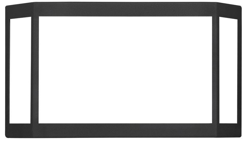 Haliburton Metallic Black Door GS328KSB