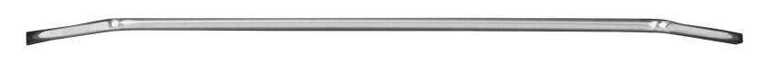 Haliburton Satin Chrome Accent Bar AR28SS