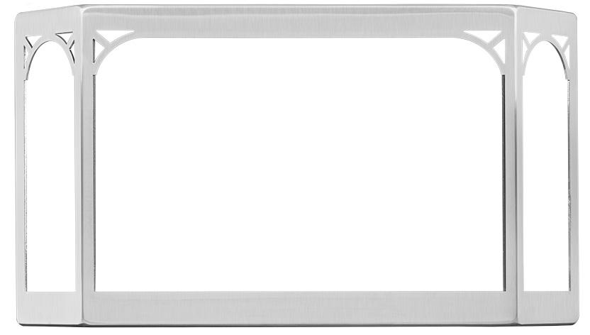 Haliburton Satin Chrome Door GS328SSB