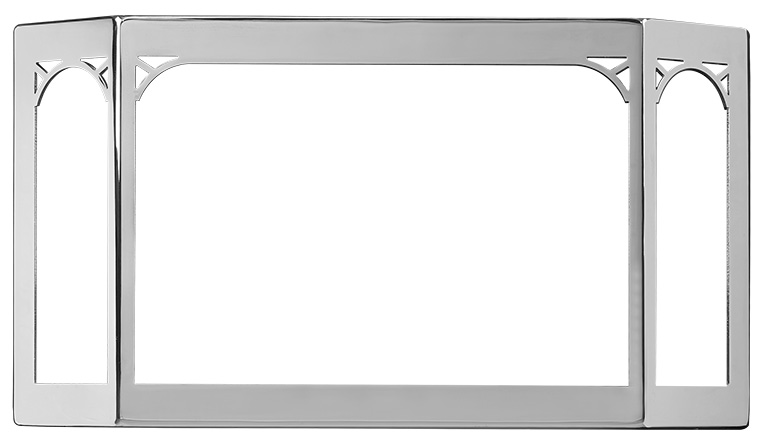 Havelock Satin Chrome Door GS350SSB