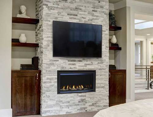 Mounting a TV above your fireplace