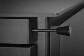 S20i wood insert air shutter open