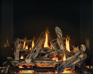 Driftwood Log Set DLKEX36